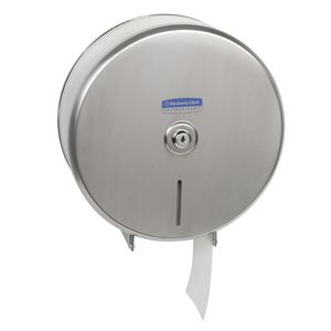 Kimberley-Clark Jumbo Roll Toilet Tissue Dispenser