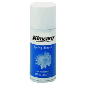 Kimcare Micromist Spring Breeze Fragrance Refill 12 Pack