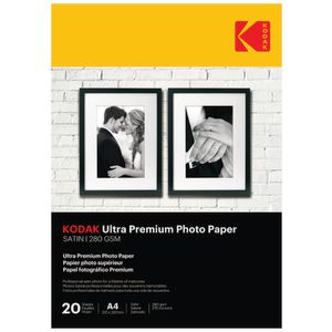 Kodak Ultra Premium Photo Paper 20 Pack