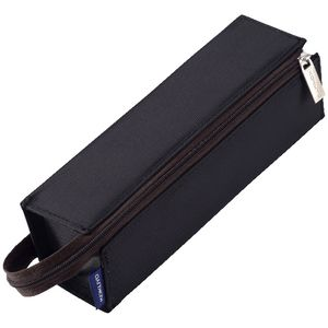 Kokuyo 2 in 1 Pencil Case Tray Black