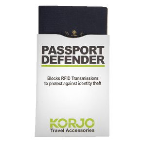 Korjo Passport Defender