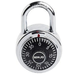 Korjo Secura Combination Lock