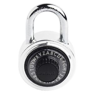 Korjo Set Your Own Password Combination Lock Assorted