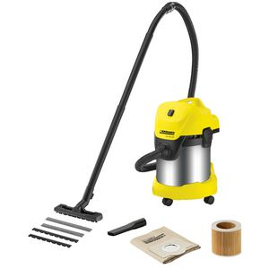 karcher mv3 premium wet and dry vacuum cleaner officeworks. Black Bedroom Furniture Sets. Home Design Ideas