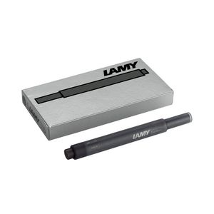 Lamy Ink Cartridge Refills Black 5 Pack