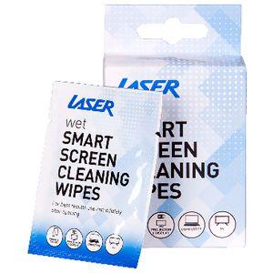 Laser Clean Range Smart Screen Wipes 10 Pack | Tuggl