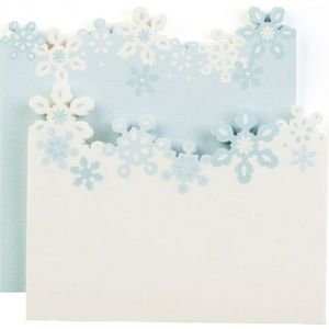 Little B Decorative Note Pad Winter 2 Pack