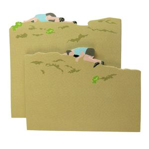 Little B Decorative Note Pad Climber 2 Pack