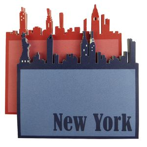Little B Decorative Note Pad New York 2 Pack