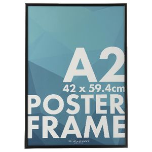 ebb3b31b099b A2 Poster Frame Black