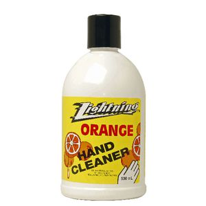 Lightning Orange Hand Cleaner 500mL