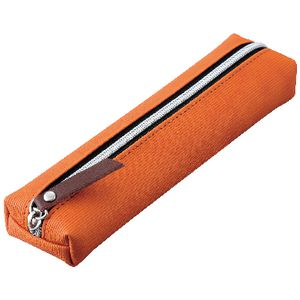 Raymay Light Tube Pencil Case Small Orange