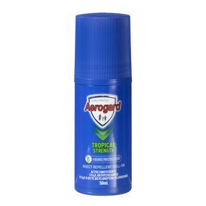 Aerogard Tropical Strength Insect Repellent 50mL