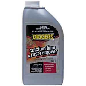 Diggers Calcium, Lime and Rust Remover 1L