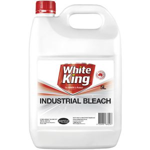 White King Industrial Bleach 5L