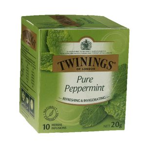 Twinings Peppermint Tea Bags 10 Pack