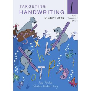 Targeting Handwriting NSW Book Year 1