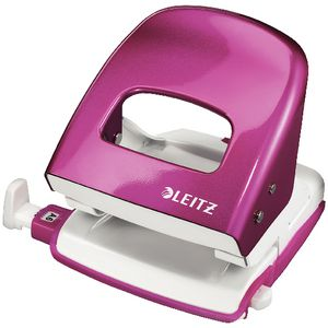 Leitz Nexxt Wow 2 Hole Punch Pink