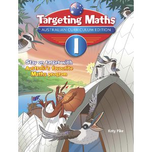 Targeting Maths NSW Year 1