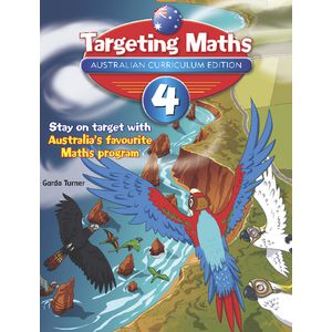 Targeting Maths NSW Year 4