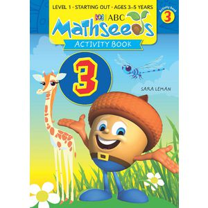 ABC Mathseeds Starting Out Activity Book 3