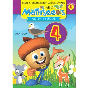 ABC Mathseeds Starting Out Activity Book 4
