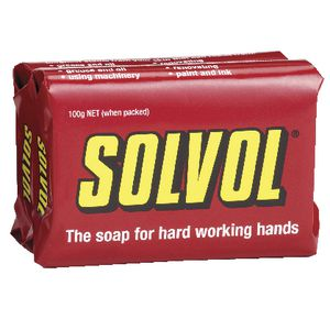 Solvol Soap Bar 100g 2 Pack