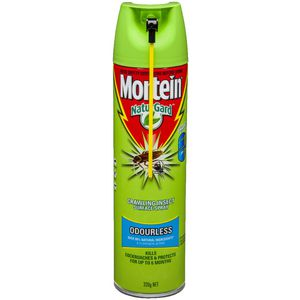Mortein NaturGard Crawling Insect Spray 320g