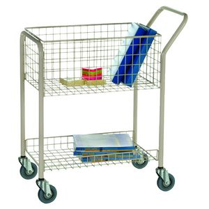Sitecraft Office File Trolley