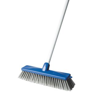 Oates Clean General Indoor Broom and Handle