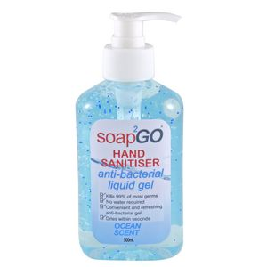 Soap2GO Antibacterial Gel 500mL