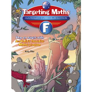 Targeting Maths Australian Curriculum Edition Foundation