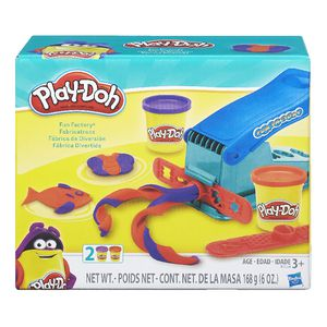 Play-Doh Basic Fun Factory Set