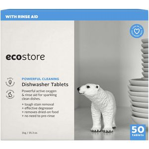 Ecostore Dishwasher Tablets 50 Pack