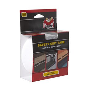 Gripz Grit Tape 48mm X 4m Clear