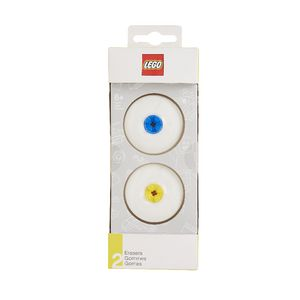 LEGO Erasers 2 Pack