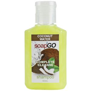 Soap2GO Travel Shampoo 60mL