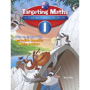 National Targeting Maths Student Book 1