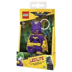 Lego Batman LED Key Light Batgirl Design