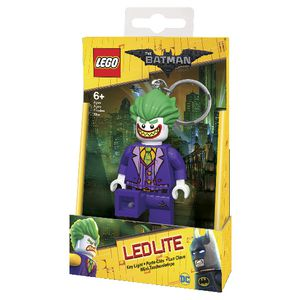 Lego Batman LED Key Light Joker Design