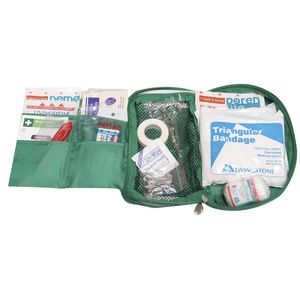 Livingstone Hiking First Aid Kit Green