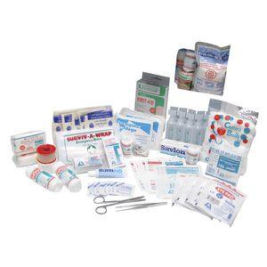 Livingstone Class A NSW & Victoria Basic First Aid Kit Refill