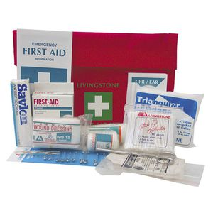 Livingstone Class C NSW Basic First Aid Kit in Bag