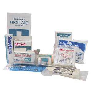 Livingstone Class C NSW Basic First Aid Kit Refill