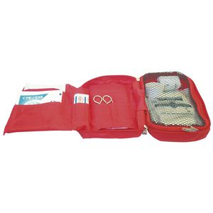 Livingstone First Aid Hiking Kit Red