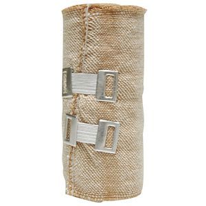 Universal Heavy Crepe Bandage Smooth Cotton 100mm x 4.5m