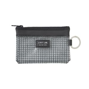 Lihit Lab Mesh Document Wallet A8 Black