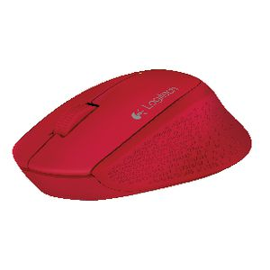 Logitech Wireless Mouse Red M280