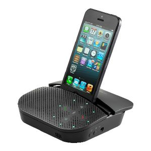 Logitech Mobile Speakerphone Black P710E