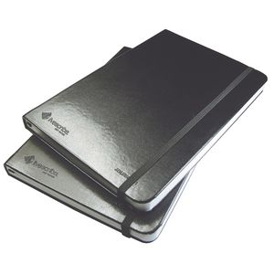 Livescribe Lined Journal Numbers 3 and 4 Black 2 Pack